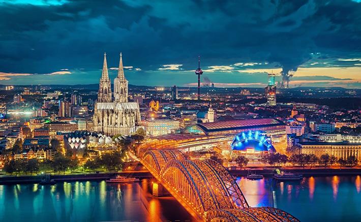 Du lịch Đức tự túc, phượt bụi tại Đức