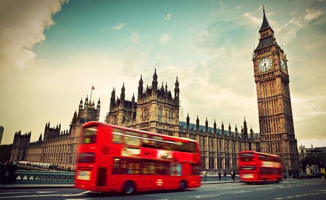 Phương tiện di chuyển tại Anh quốc