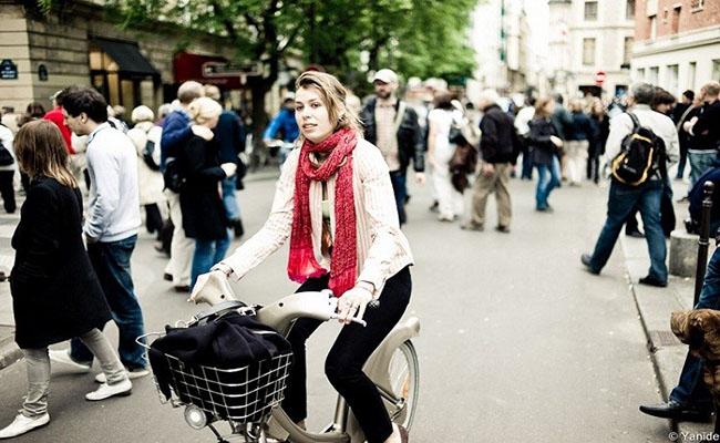 Phương tiện di chuyển ở Paris?