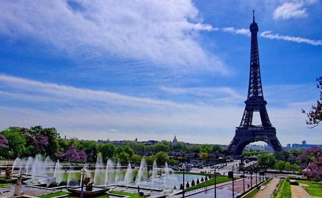 Tháp Eiffel- biểu tượng nước Pháp