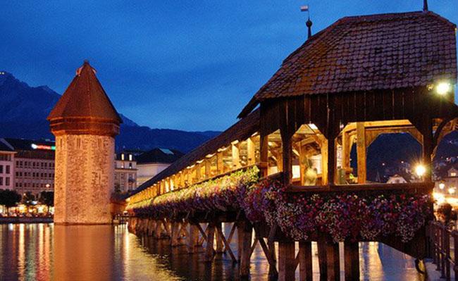 Kinh nghiệm du lịch Thụy Sĩ