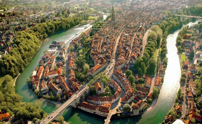 Thủ đô Bern
