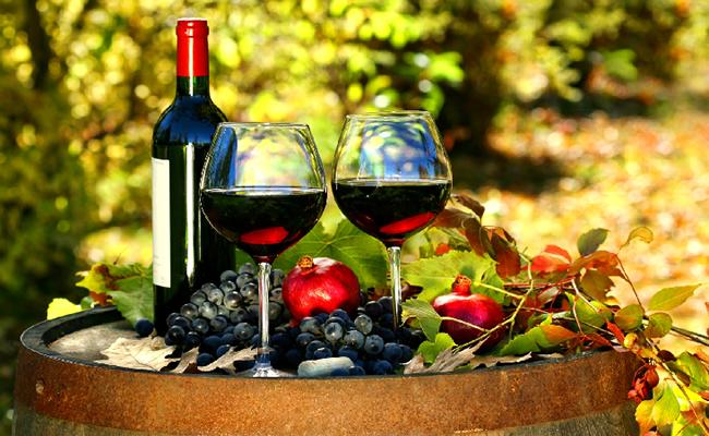 Rượu vang – thức uống ngon ở Đức