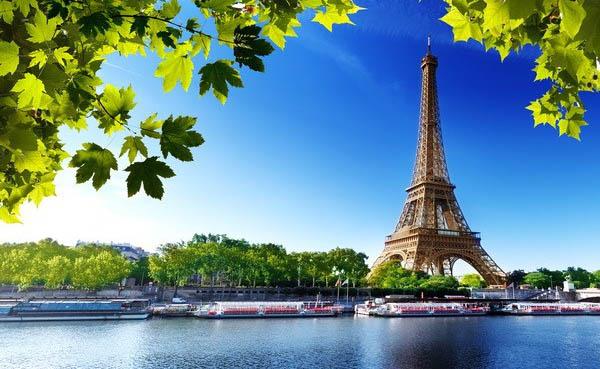 Những bức tranh mùa hè tuyệt đẹp ở Châu Âu