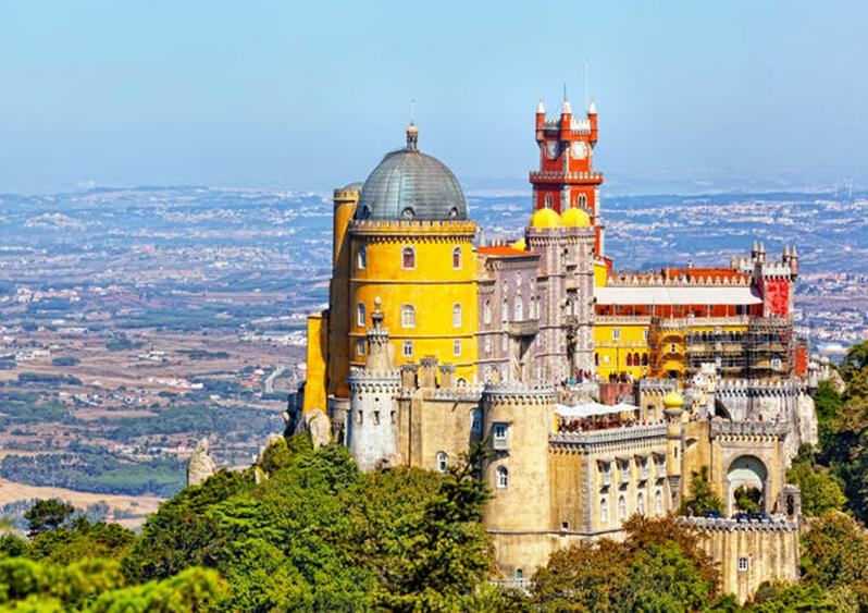 sintra - thành phố đẹp nhất Bồ Đào Nha