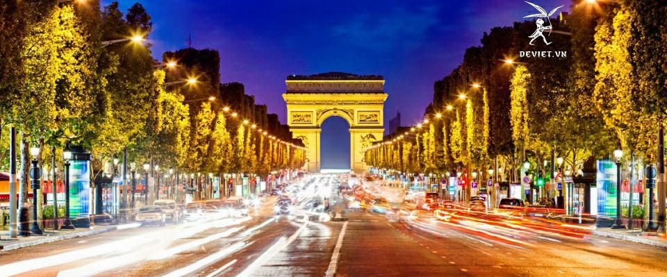 VIDEO TOUR DU LỊCH CHÂU ÂU 7 NGÀY, (Pháp – Đức – Hà Lan – Bỉ – Pháp – Luxembourg)