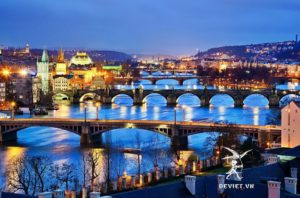 Những Điểm Đến Lãng Mạn Nhất Châu Âu