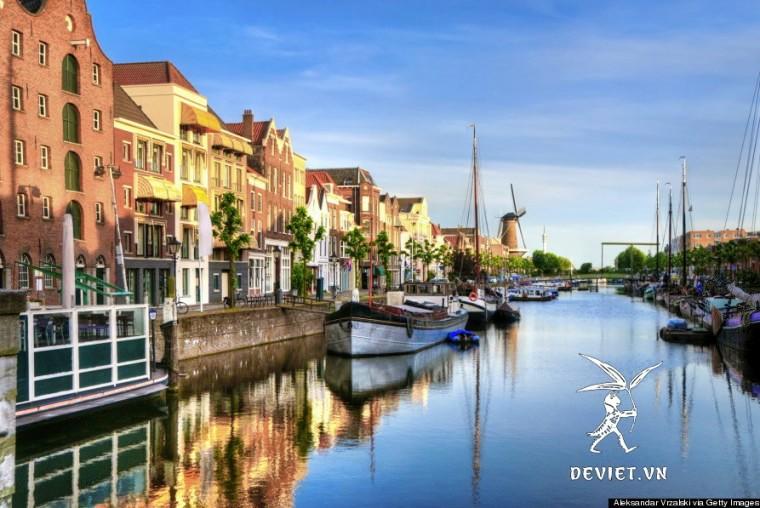 Tour xanh dương : Du Lịch Đông Âu 9 Ngày 8 Đêm
