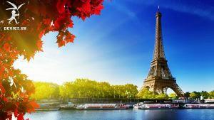 Tour đỏ : Pháp – Luxembourg – Đức – Hà Lan – Bỉ  9 Ngày