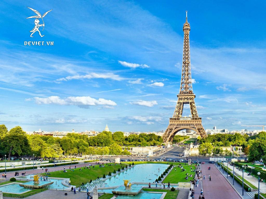 Tổng Hợp Kinh Nghiệm Xin Visa Pháp – Visa Schengen