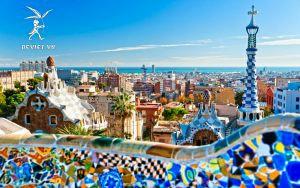 9 Ngày Quanh Miền Nam Pháp & Tây Ban Nha