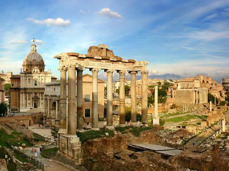10 điều thú vị không thể bỏ qua khi du lịch Rome